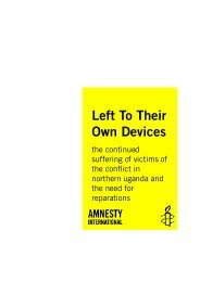 Left To Their Own Devices - Coalition for the International Criminal ...
