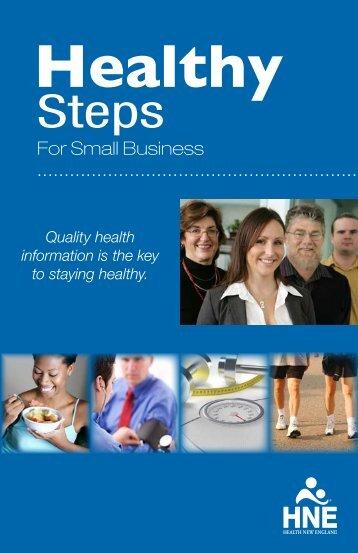 (HNE) Worksite Wellness - Health New England