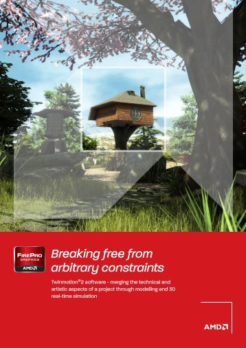 Breaking free from arbitrary constraints - AMD