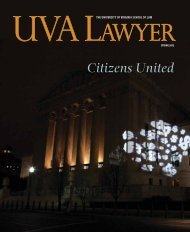 Citizens United - University of Virginia School of Law