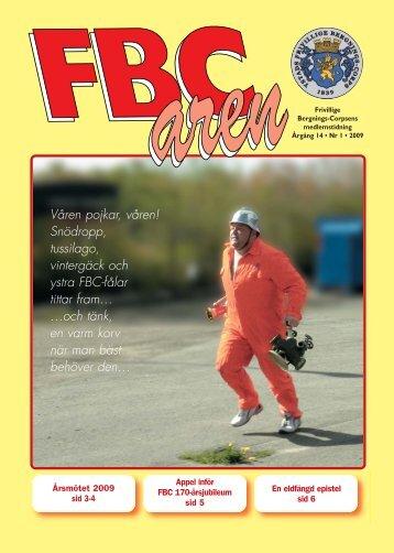 FBCaren 1 2009 (Page 1) - Ystads Frivillige Bergnings-Corps