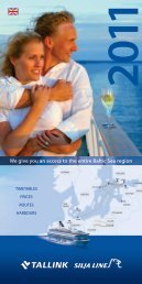 Download Brochure (.pdf 3MB) - Eurolynx Travel