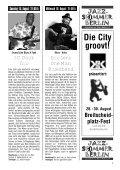 LIVE AUGUST+SEPTEMBER - Yorckschlösschen - Page 5