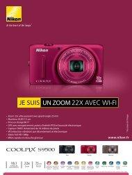 Nikon COOLPIX S9500 - Ais-info.fr
