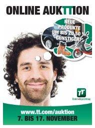 7. bis 17. november - Artikel - Online Auktion der Tiroler Tageszeitung