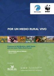 Por un medio rural vivo - WWF