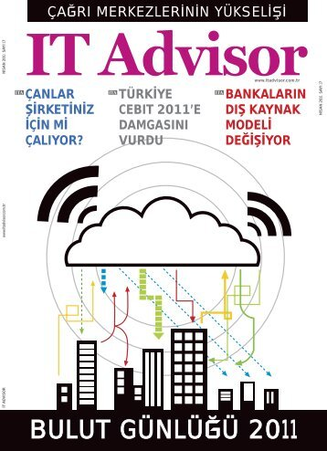 Nisan 2011 - IT Advisor