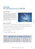 SUCOFORM The handformable alternative to SEMI-RIGID - Nkt-rf.ru - Page 3