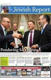 05-December-2013 - SA Jewish Report