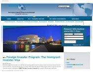 Bernstein Osberg-Braun & de Moraes - Foreign Investor Program