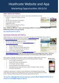 Heathcote Tourism and Development Prospectus ... - Bendigo Tourism - Page 4
