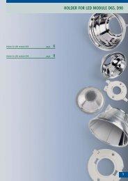 HOLDER FOR LED MODULE D65, D90 - bei ARDITI GMBH