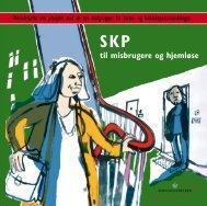 SKP til misbrugere og hjemløse - Greve Kommune