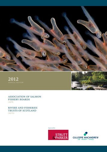 ASFB/RAFTS Annual Review 2012