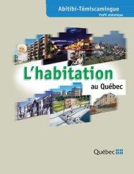 Abitibi-Témiscamingue - Société d'habitation du Québec