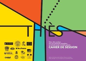 cahier de session pdf 14.9 Mo - Les Ateliers