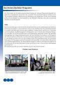 Honors - Bachelor Honors - Bachelor - Wirtschaftswissenschaftliche ... - Seite 2