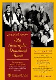 Old Stoariegler Dixieland Band - Zonta Golden Heart