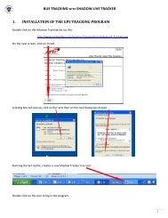 GPS Tracking Program - User Guide