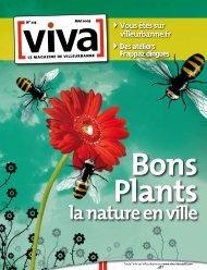 la nature en ville - Rhone Solidaires