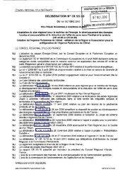 n° CR 55-10 - Ademe Ile de France