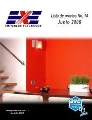 AVE Lista precios Linea Abitare.pdf