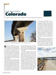 STATE—Long-Span Precast U-Girders in Colorado - Aspire - The ...