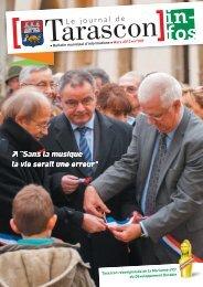 Tarascon récompensée de la Marianne d'Or du Développement ...