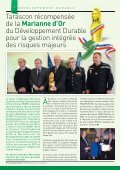 Tarascon récompensée de la Marianne d'Or du Développement ... - Page 2