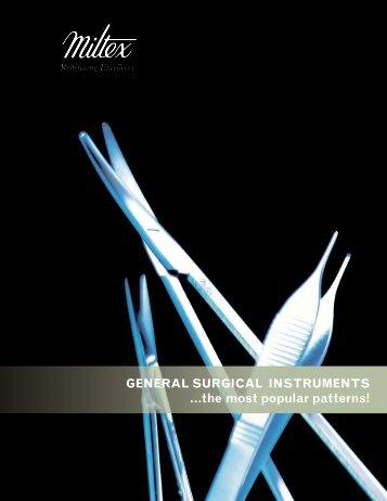 General Instruments Brochure