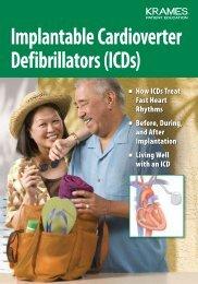 Implantable Cardioverter Defibrillators - Veterans Health Library
