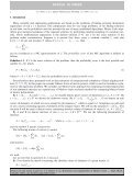 Robustness and applicability of Markov chain Monte Carlo ... - Page 2