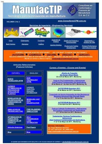 www.ConsultoresCPM.com.mx Servicios de Ingeniería ...