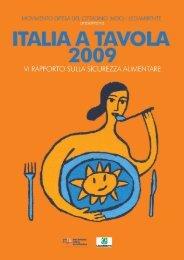 premio italia a tavola - Legambiente