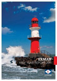 View EXMAR's Half Year Report 2011 here (PDF-Document)