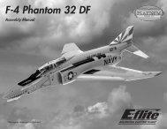 F-4 Phantom 32 DF - E-flite - HobbyTown USA