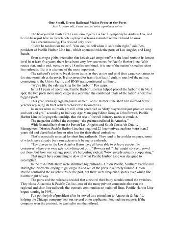 Microsoft Word - PHL_Article_LA_Times.docx - American Short Line ...