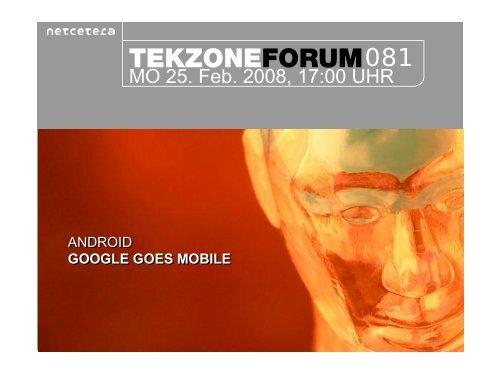 Android - TekZone