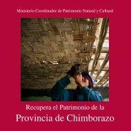 Provincia de Chimborazo - Arqueología Ecuatoriana