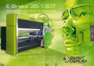 E-Brake 35-130T - SafanDarley