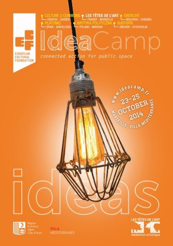 Idea Camp 2014_Ideas Booklet_low res