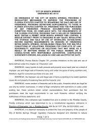 page 1 of 9 city of bonita springs ordinance no. 06-14 an ordinance ...