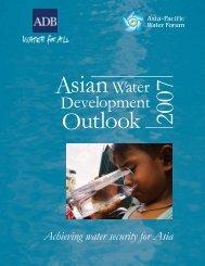Water Development - India Environment Portal