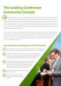 CEE's Leading Conference Communities - Blue Business Media - Page 2
