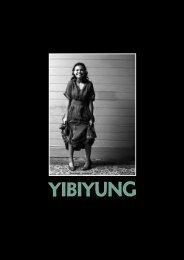 Yibiyung – Program - Belvoir St Theatre