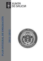 plan integr al de emigración 201 1 -2013 - Secretaría Xeral da ...