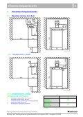 füstgázelvezetéséhez Logamax U052 24/28 Logamax U052 24/28 K - Page 7