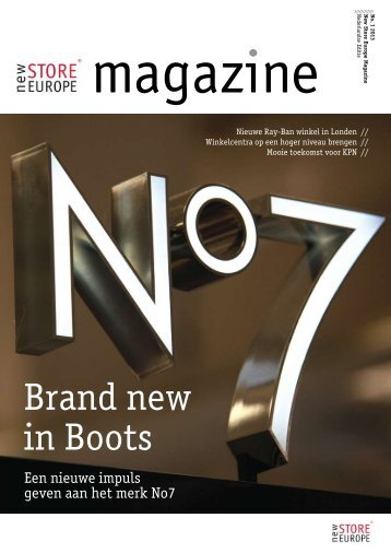 Download het magazine - New Store Europe