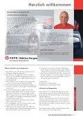 Programmheft - Garage Frey Unterentfelden - Seite 3
