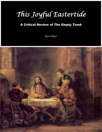 A Critical Review of.. - Online Christian Library